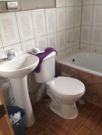 baño en suite completo