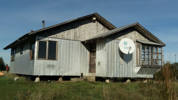 casa de campo en Ilque