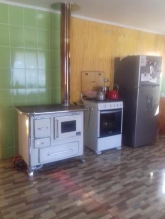 Pargua cocina
